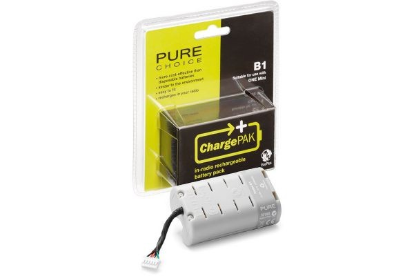 CHARGEPAKB1 PURE