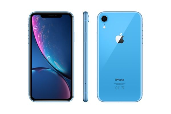 IPHONEXRBLEU128GO APPLE