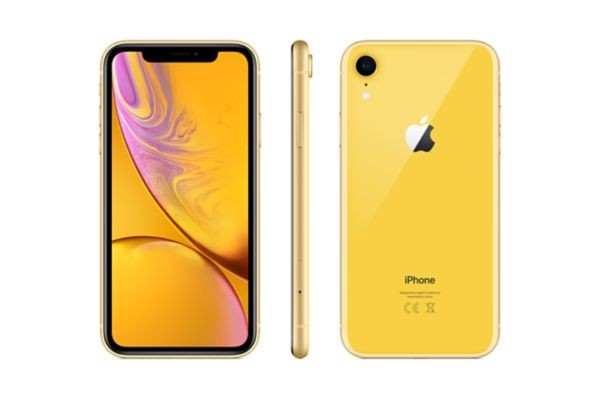 IPHONEXRJAUNE128GO APPLE