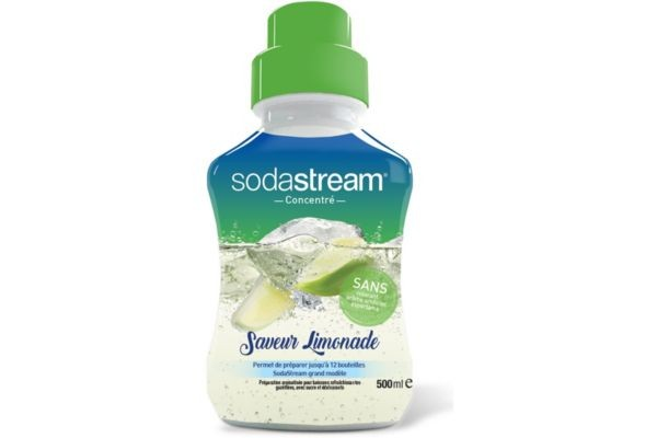 LIMONADE500ML SODASTREAM