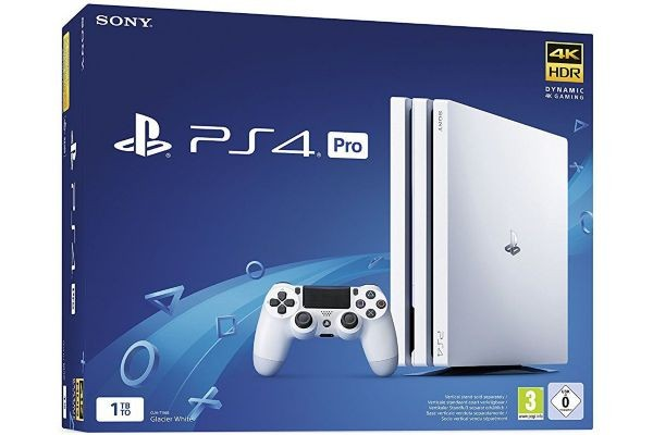 PS4PRO1TOBLANCHE SONY