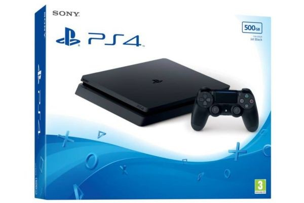PS4SLIM500GONOIRE SONY
