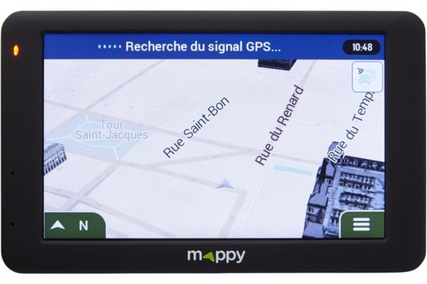 ULTIX580DASHCAM MAPPY